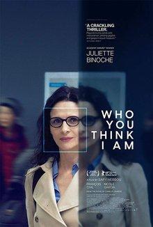 מי אתה חושב שאני + הרצאה + כיבוד poster